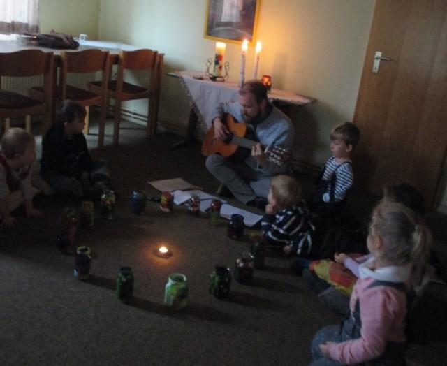 Im Kindergarten Anlässlich Des Ewigkeitssonntags Ev Luth